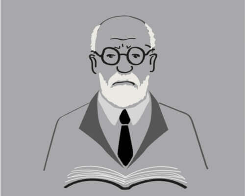 Ritratto di Freud