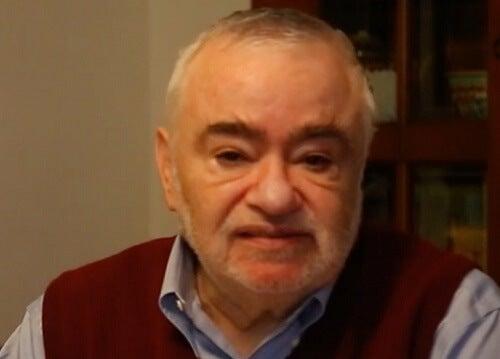 lo scrittore messicano Ignacio Solares