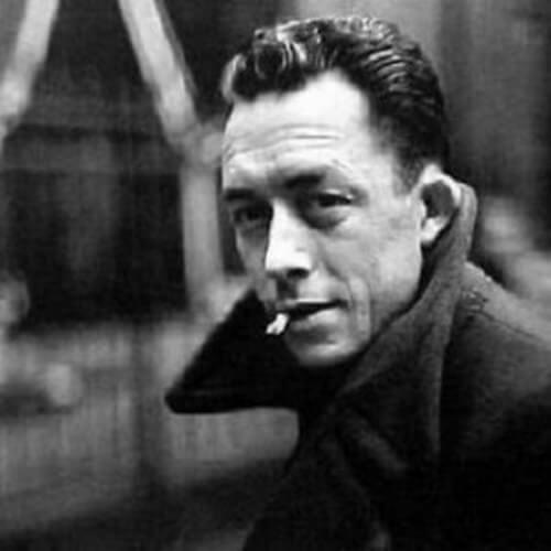 Citazioni di Albert Camus che fanno riflettere