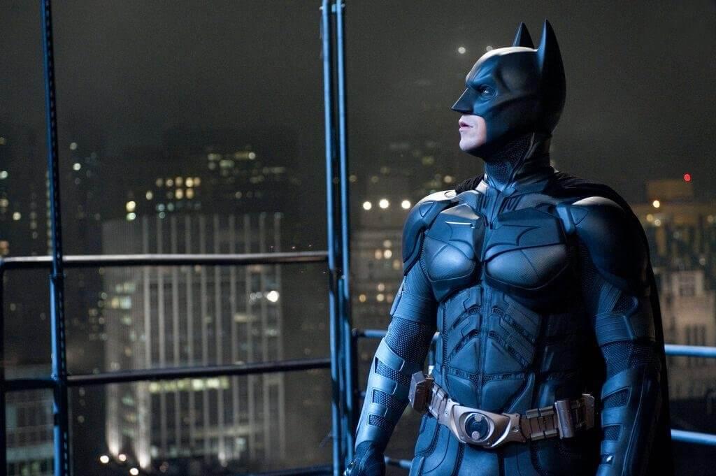 Batman di notte