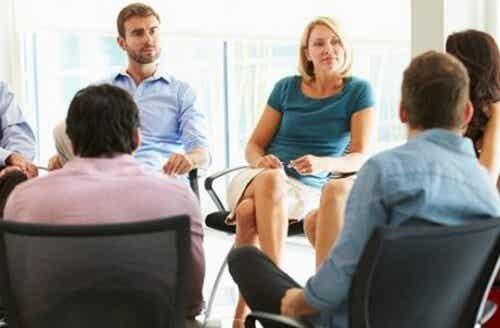 Superare con successo un colloquio di gruppo