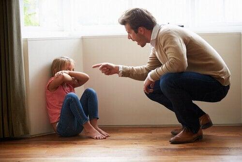 Educare i figli con l'esempio