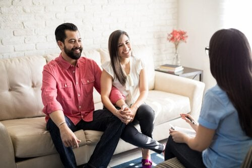 Coppia in psicoterapia