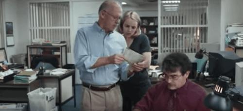 Giornalisti il caso spotlight