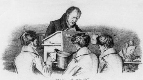 Hegel e i suoi allievi