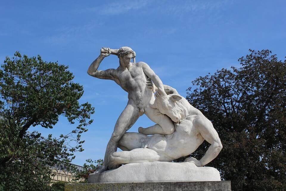 Il mito di Teseo