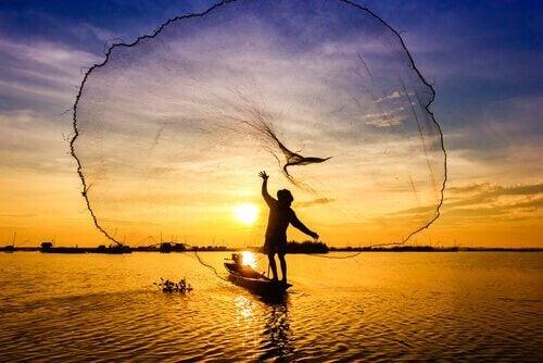 La leggenda giapponese del pescatore