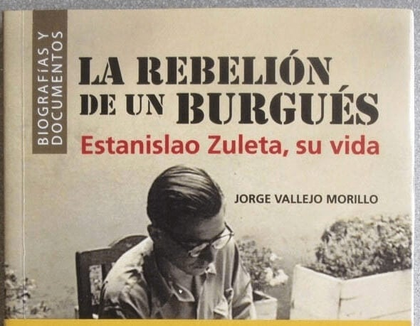 Libro sulla vita di Estanislao Zuleta