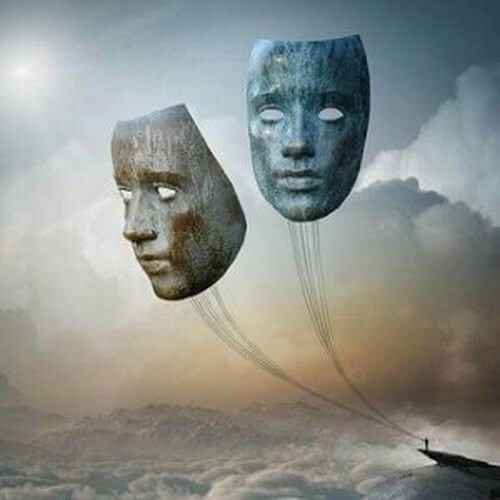 Togliere la maschera per riprendere la propria vita