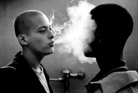 Ragazzi che fumano American history X