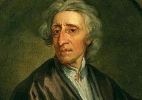 Ritratto di John Locke.