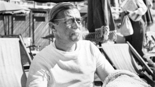 Sartre giovane