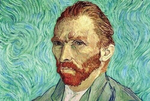 Autoritratto di Van Gogh creatività e disturbo bipolare