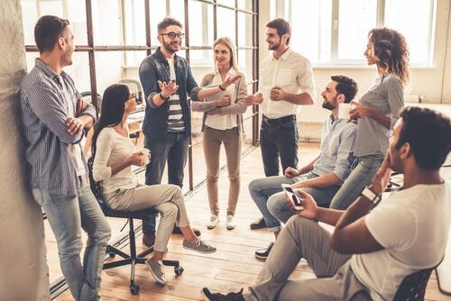 Creare un ambiente di lavoro sano