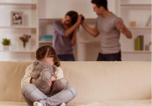 Effetti dello stress tossico infantile