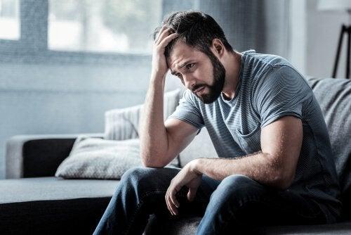 Depressione maschile