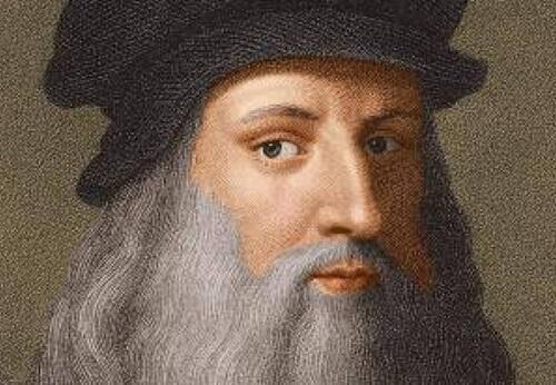 Dipinto di Leonardo Da Vinci