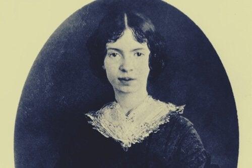 Emily Dickinson bambina