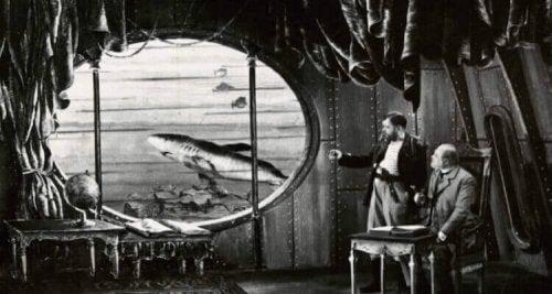 Il sottomarino di verne