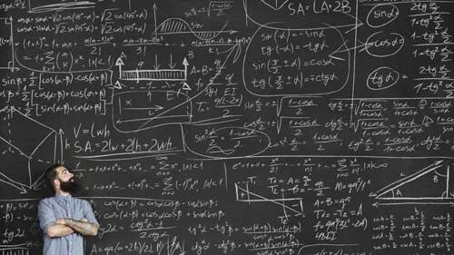 Il teorema di Bayes sulla lavagna