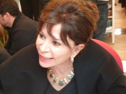 Isabel Allende conferenza