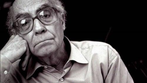 José Saramago in foto