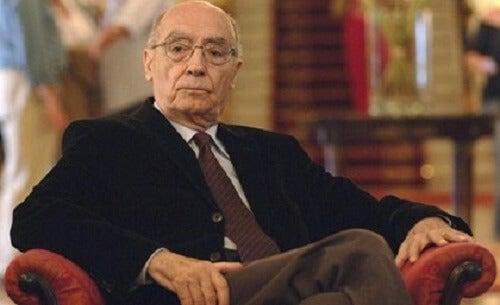 José Saramago e indifferenza sociale