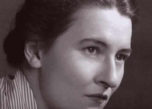 Mary Ainsworth giovane
