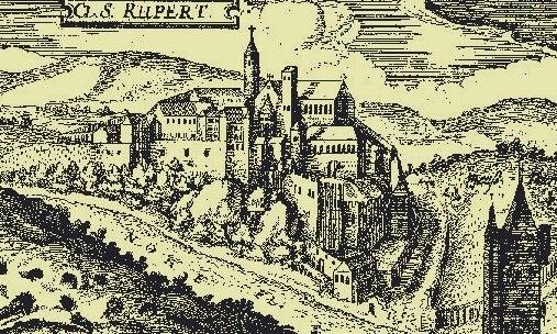 Il monastero di San Ruperto