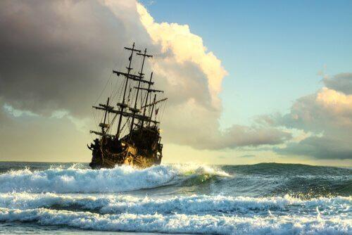 Nave alla deriva