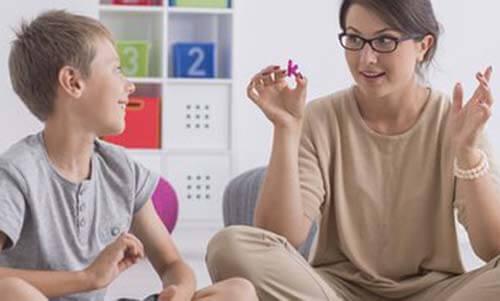 Sapete come relazionarsi con una persona autistica