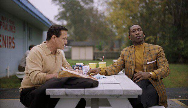 Sam e Tony a tavola