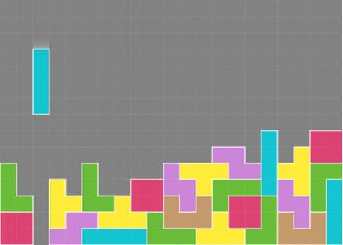 Gioco del tetris