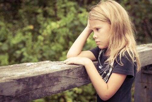 Calmare l'ansia infantile