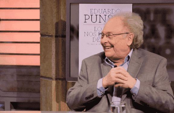 Eduard Punset, carismatico divulgatore scientifico