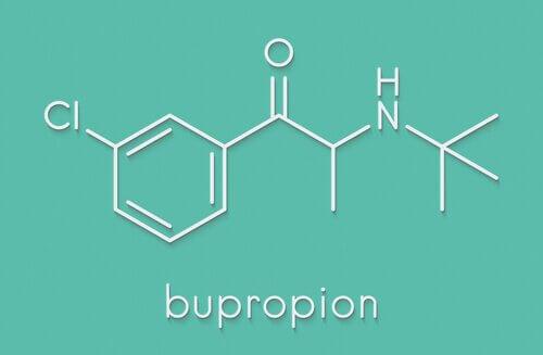 Formula bupropione