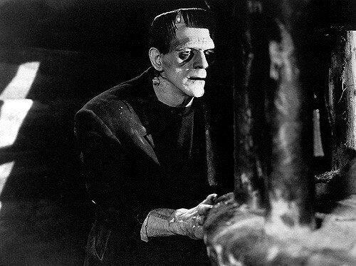 Il mostro di Frankenstein