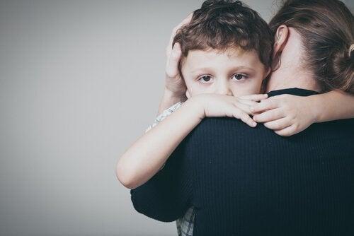 Ansia nei bambini: sintomi e trattamento