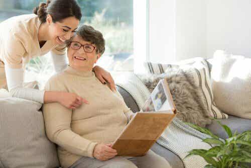 Terapia non farmacologica per l'Alzheimer