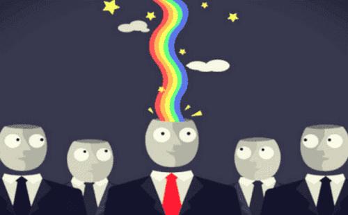 Pensare fuori dal coro e benefici