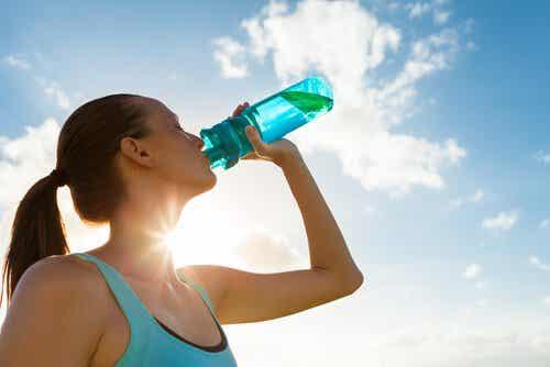 L'importanza di bere acqua secondo la scienza