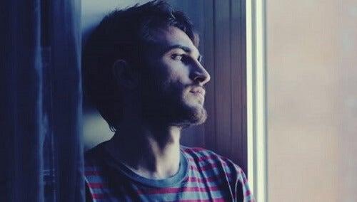 Ragazzo con disturbo misto ansioso-depressivo