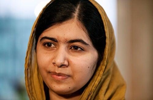 Malala Yousafzai, giovane attivista per i diritti umani