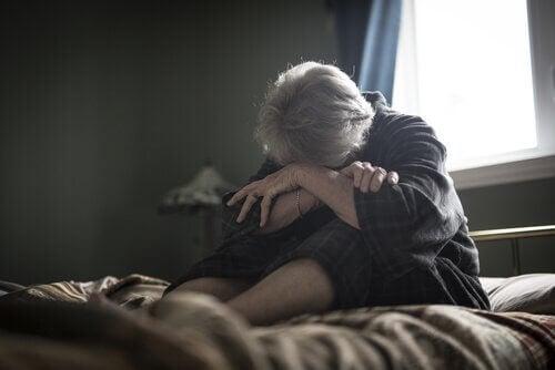 Depressione senile, come si manifesta?