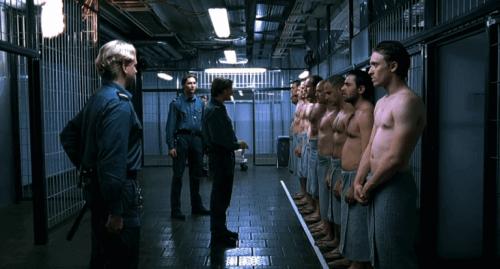 Uomini in prigione