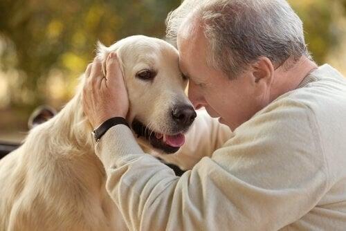 Pet therapy per le persone con Alzheimer