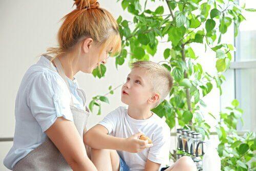 Il linguaggio da usare con i figli