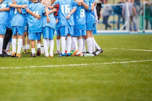 Calcio infantile e psicologia
