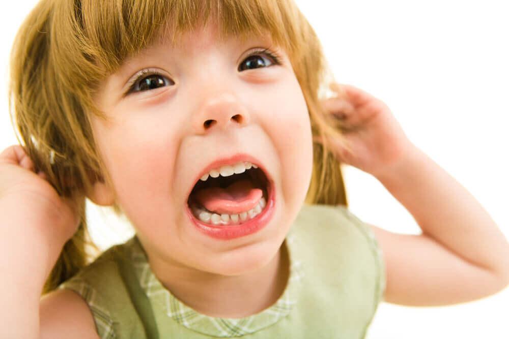 Caratteristiche della tricotillomania infantile