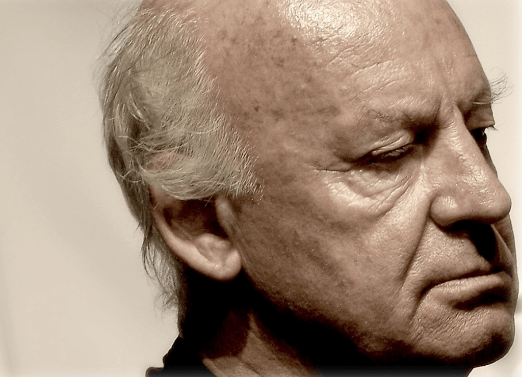 Eduardo Galeano primo piano